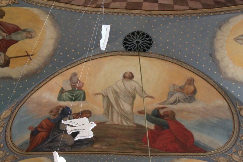 Verklärung des Herrn, Pfarrkirche Stammersdorf