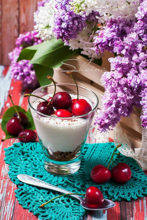 Домашний йогурт