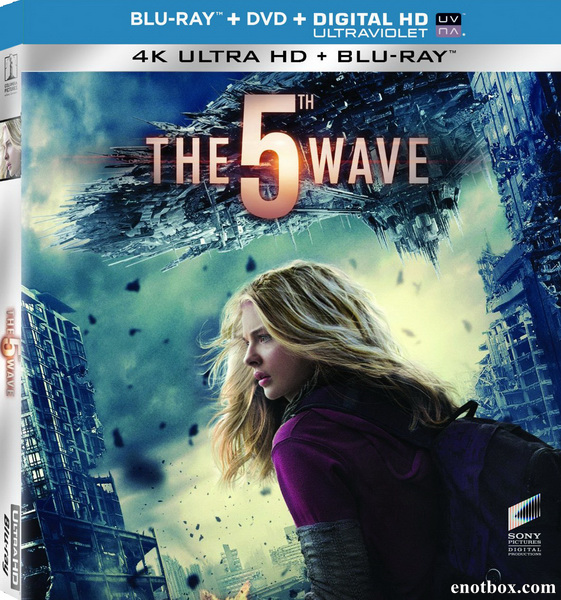 5-я волна / The 5th Wave (2016/BDRip/HDRip)