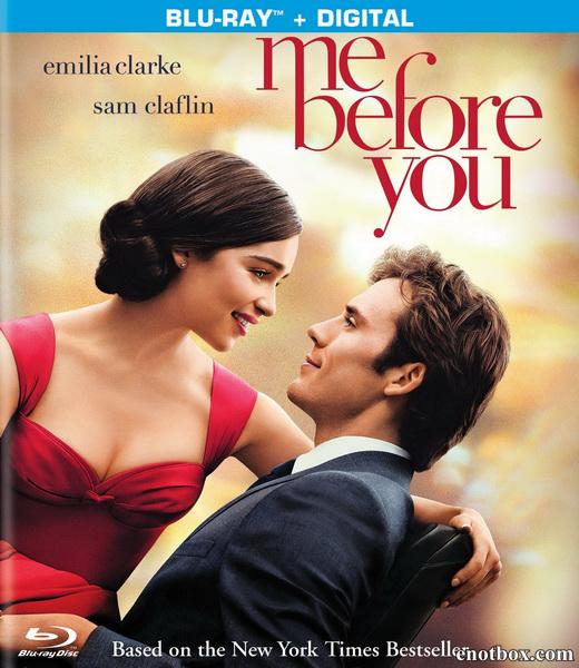 До встречи с тобой / Me Before You (2016/BDRip/HDRip)