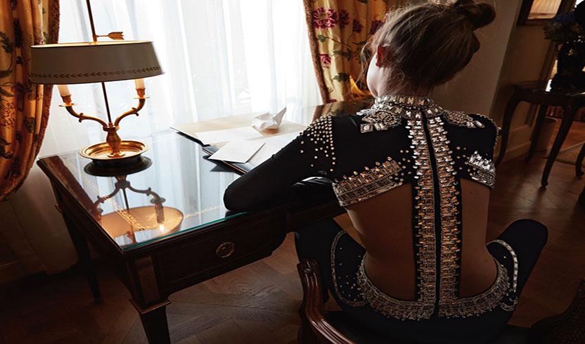 Gigi Hadid - Vogue Germany (May 2016)