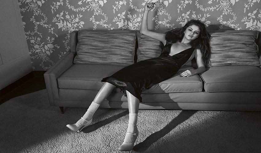Selena Gomez - Vogue Australia (September 2016)