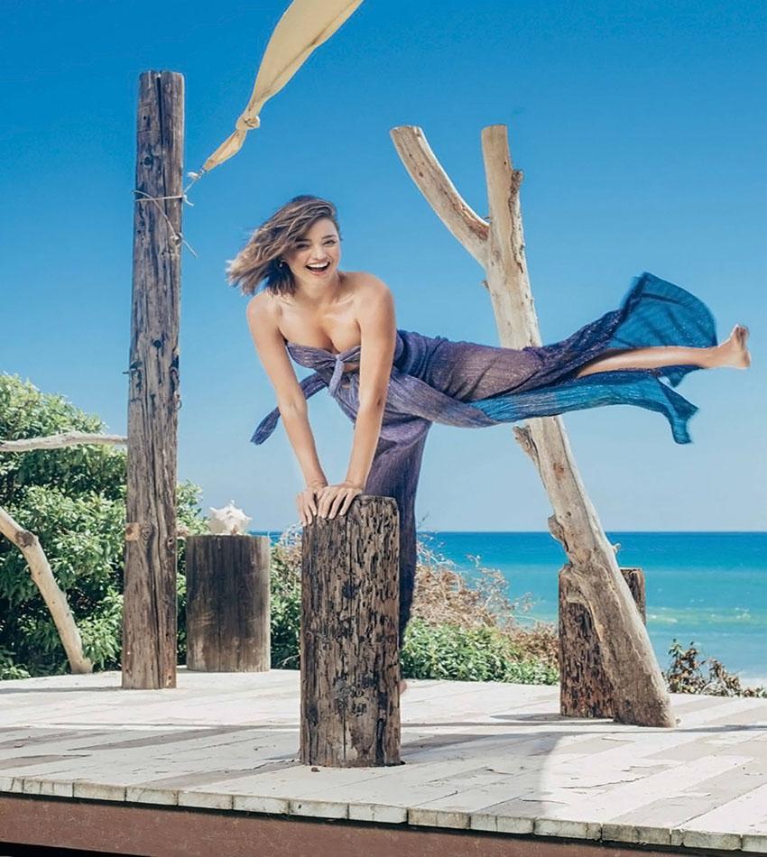 Miranda Kerr by Sebastien Micke for Paris Match (September 2016 -02)