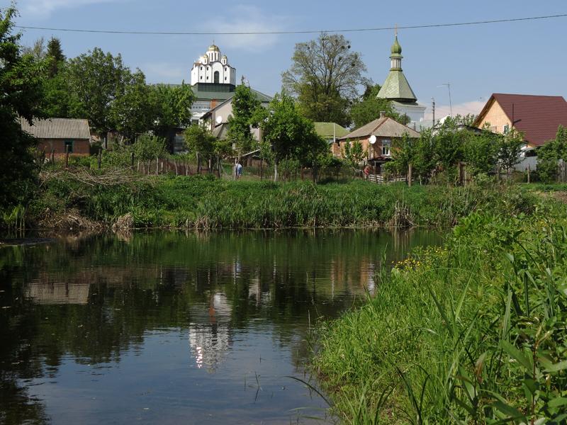 Переяслав-Хмельницкий. Часть 1: Переславль-Исходный
