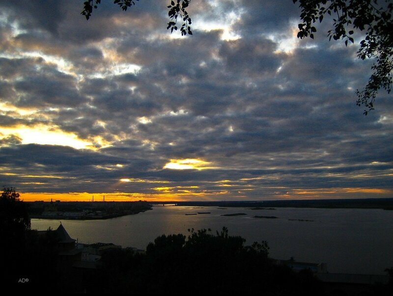 Нижегородский закат