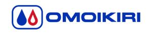Omoikiri logo PNG