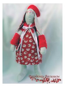 тильда, игрушки, заяц тильда, ручная работа, подарки, оригинальные подарки, рукоделки василисы