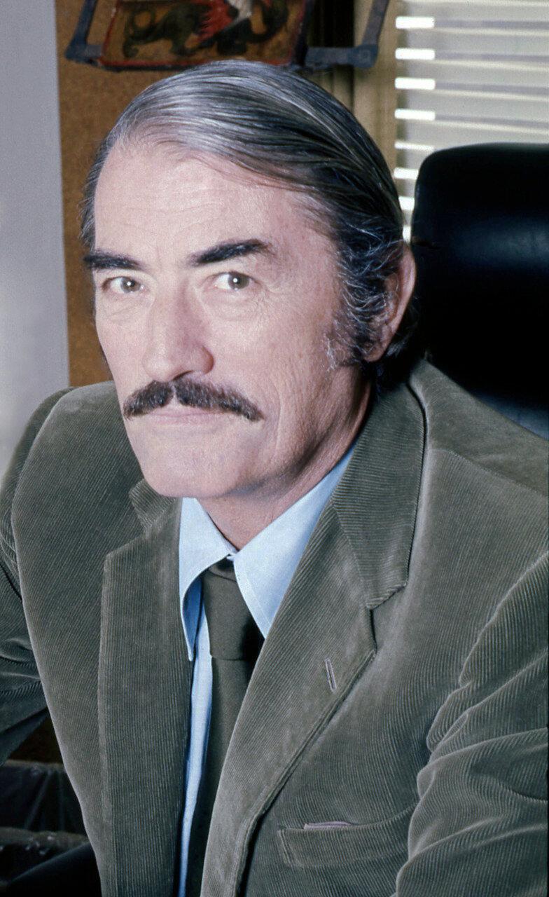 Грегори Пек (1973)