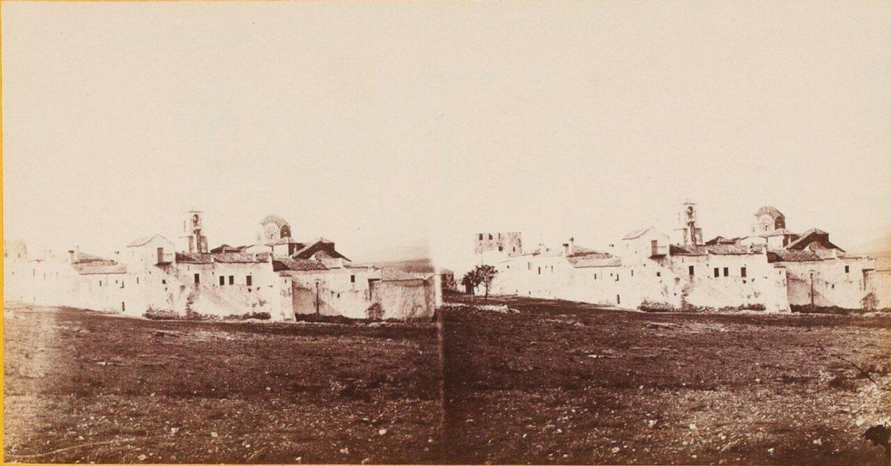 Женский монастырь Фанеромени. Остров Саламин