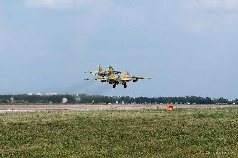 Сухой Су-25 ВВС Казахстана 0380_D805748