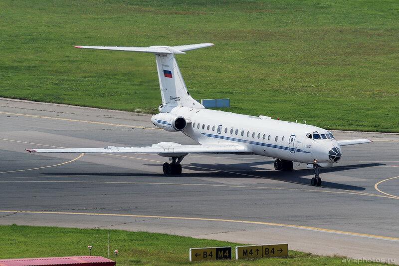 Туполев Ту-134А-3 (RA-65978) Сириус-Аэро D805378