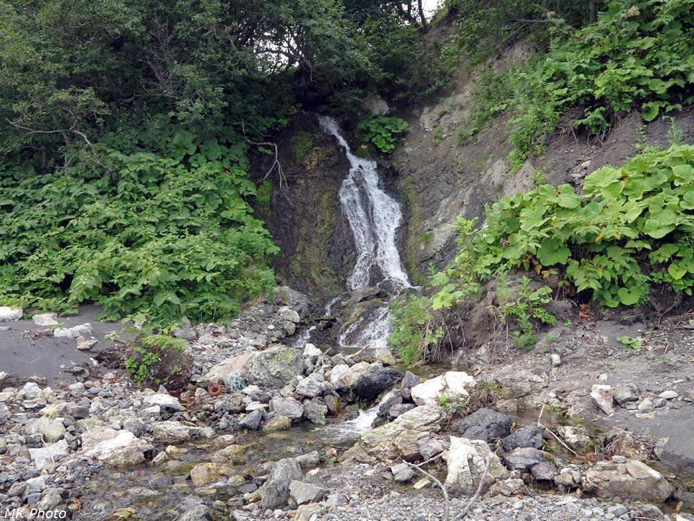 Водопад на р. Белая