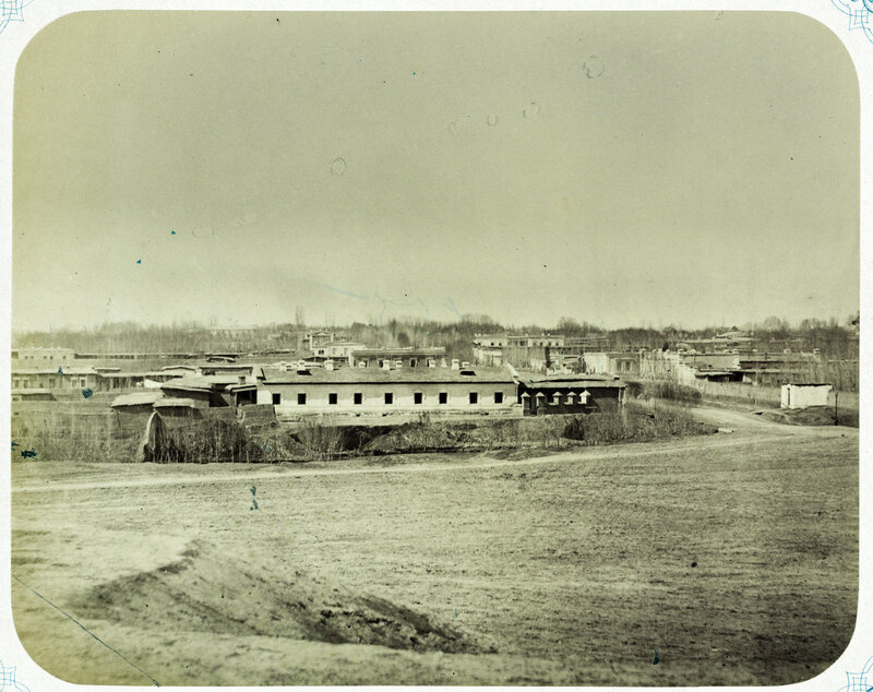 1870-1874 Ранний Русский Ташкент.jpg
