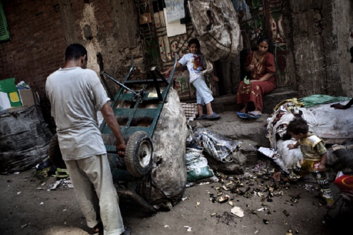 Zabaleen, Garbage Men Of Cairo
