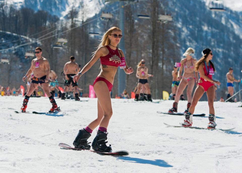Фестиваль Boogelwoogel в Сочи