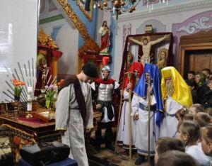 Львовский областной центр ПС поддержал местных христиан во время поста