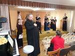 Дела милосердия в Пасхальные дни на Донском приходе