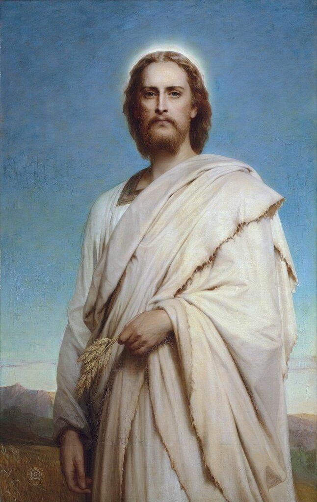 Томас Фрэнсис Дикси: Христос на ниве