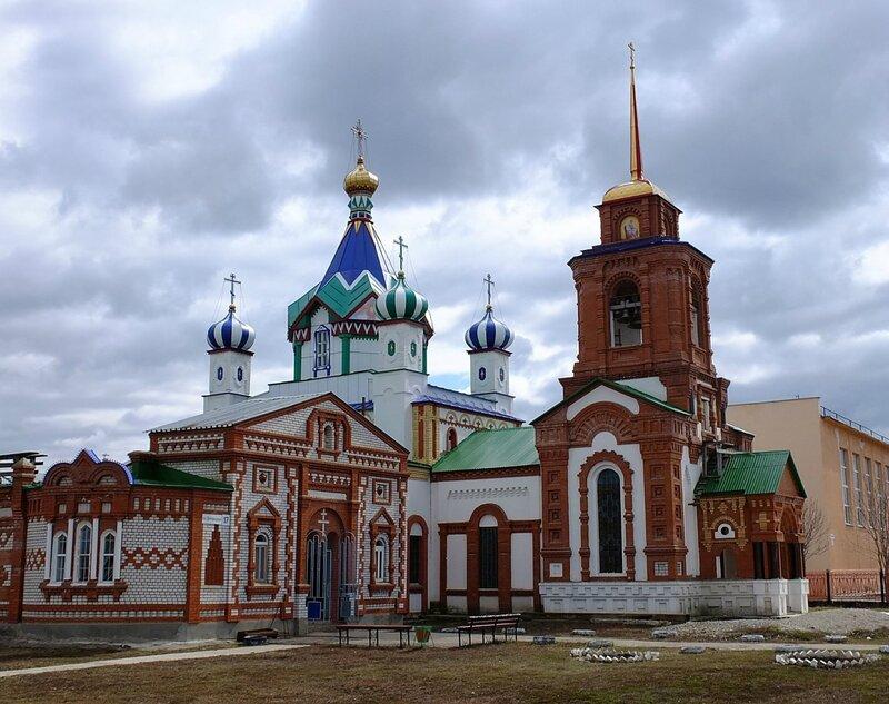 каменный брод, Красноармейское, сов. Ленина 129.JPG