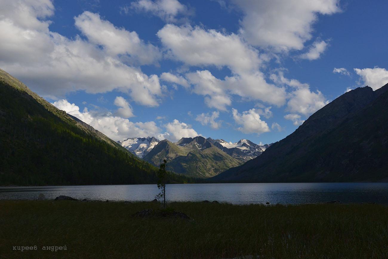 Алтай. Мультинские озера.