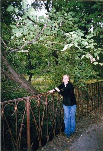 Я в Петровском парке
