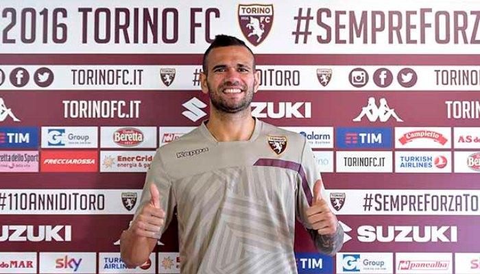 Кастан покинул «Сампдорию» спустя месяц иперешел в«Торино» направах аренды