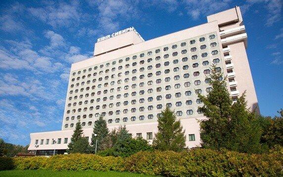 Отель АЗИМУТ Сибирь
