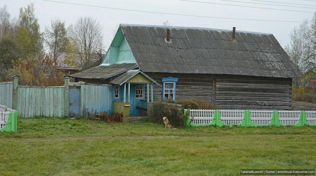 Гомельская область. Дороги