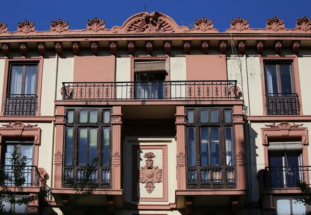 Гранада. Гран-Виа-де-Колон (Gran Vía de Colón)