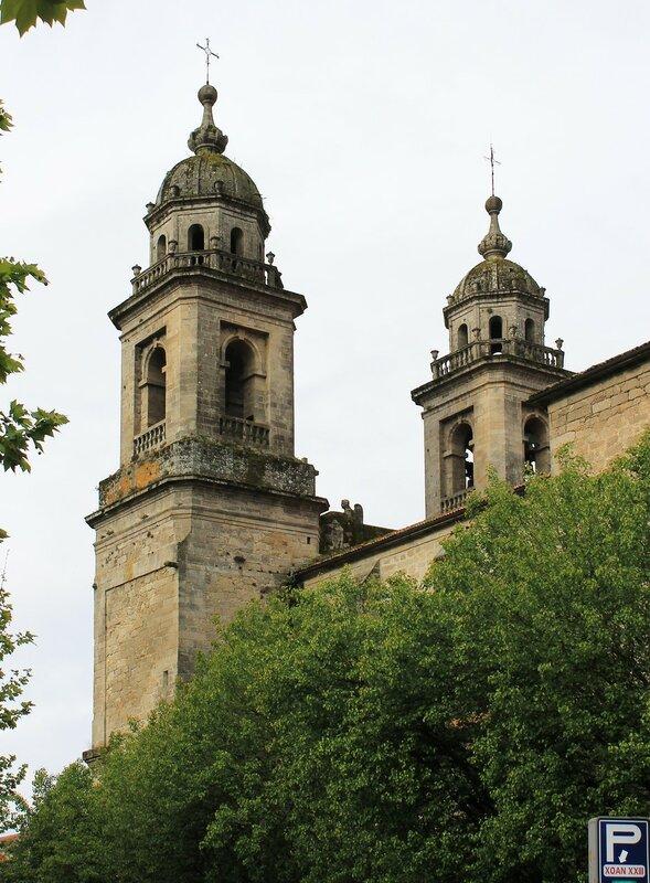 Сантьяго-де-Компостела. Монастырь Святого Франсиска (Convento de San Francisco)