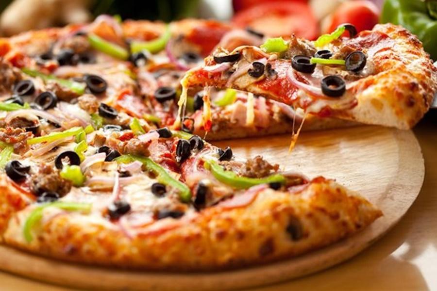 Идеальный рецепт самой красивой пиццы!