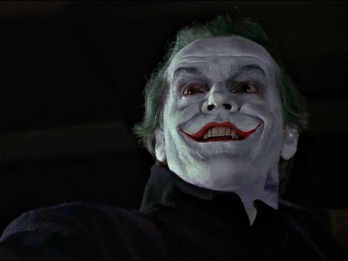 3. 60 миллионов долларов также получил Джек Николсон за съемку в фильме «Бэтмен».