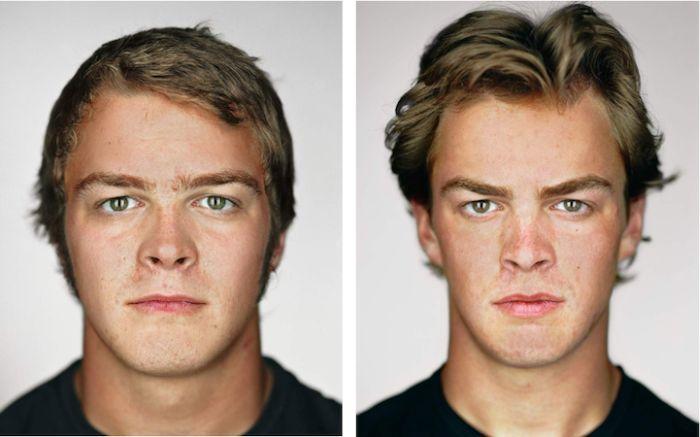Портреты близнецов