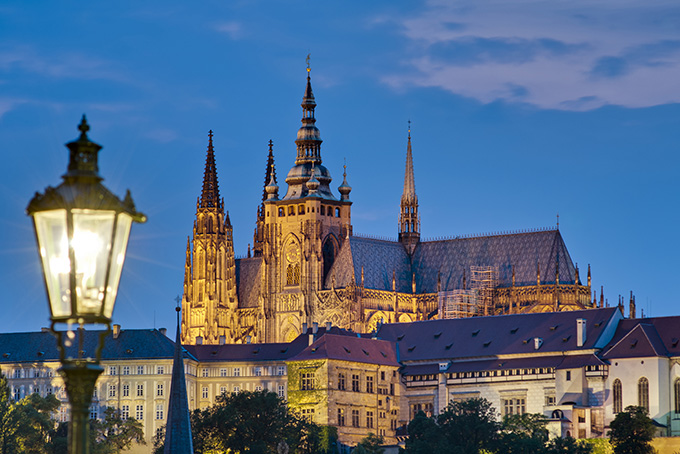 4. Вышеград Вышеград, древняя столица Чехии, в наши дни стал частью Праги, но не утратил своего вели