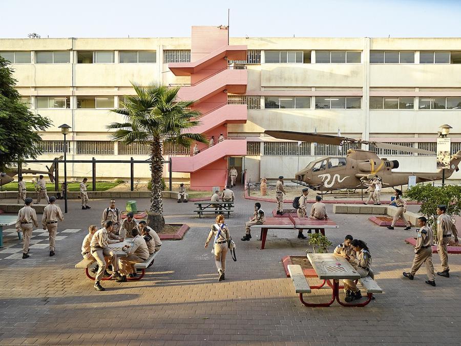 7.Школа «Хольц», Тель-Авив, Израиль