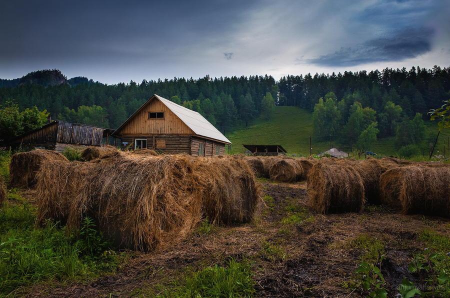 1. Село Чемал, Алтай, Россия.