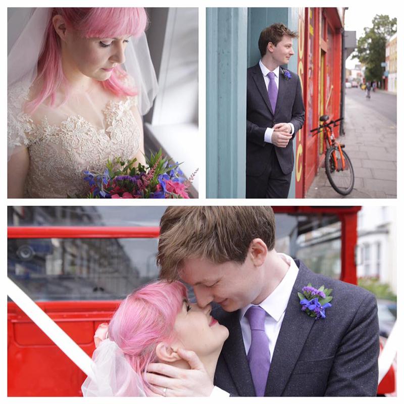 Спустя 4 года Джонатан и Виктория стали мужем и женой. И в день свадьбы тоже не обошлось без покемон