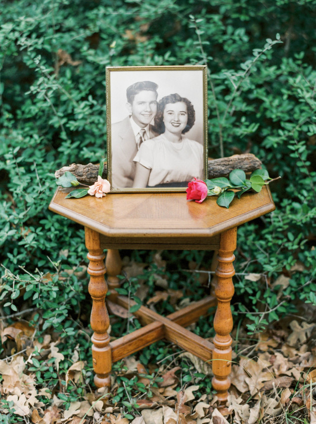 Любовь не ржавеет: фотосессия влюбленных, которые женаты 63 года