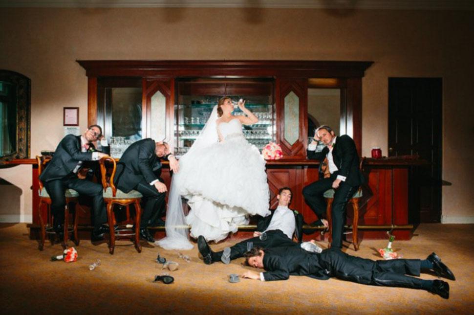 Ах, эта свадьба пела… и пила…