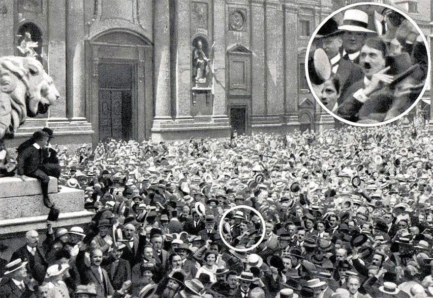 Архивные фотографии, которые запечатлели редкие исторические моменты