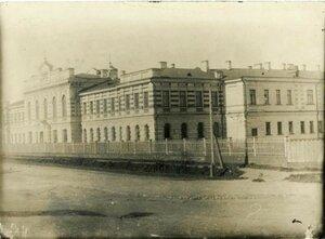 Здание ремесленного училища им.Комарова