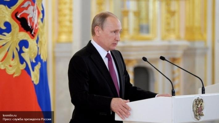 Президенту Палестины передали письмо от В. Путина — МИДРФ