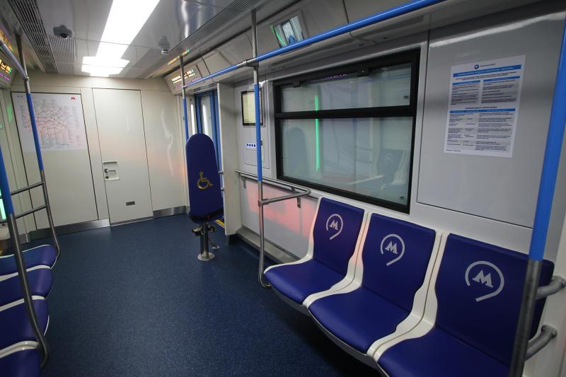 Вмосковском метро проверяют обеззараживающее оборудование ксезону ОРВИ