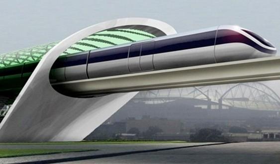 Магомедов допустил возможность прокладки Hyperloop между Москвой иЛондоном