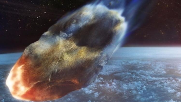 Очередной сценарий апокалипсиса: NASA предсказывает столкновение Луны сметеоритом