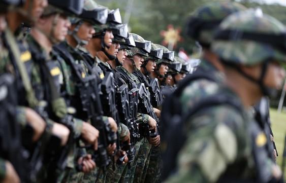 Военные Китая заблокировали строительство канала насевере Индии