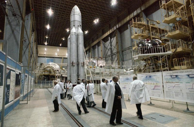 4 пилотируемых корабля «СоюзМС» отправятся кМКС в 2017г.