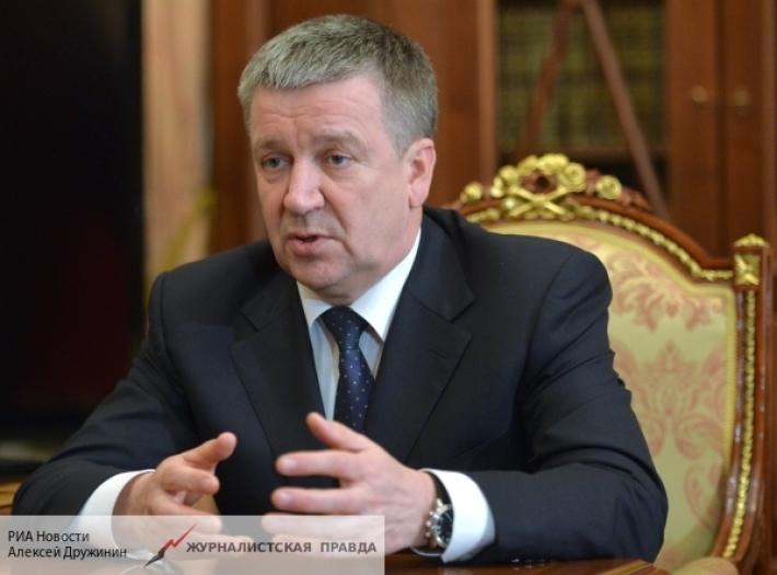 Экс-глава Карелии просил защиты уруководителя разведки Нарышкина