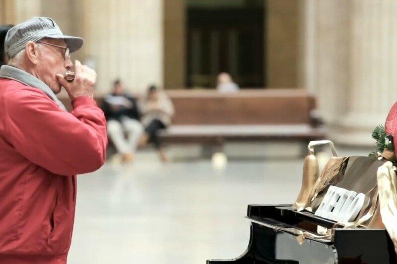 Волшебное пианино Чикаго