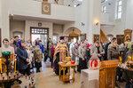 25-26 марта в прихожане подмосковных храмов присоединились к международной акции Час Земли. В храмах выключалась подсветка, служились молебны о сохранении творения Божия, собравшиеся призывались бережно относиться к природе как дару Творца